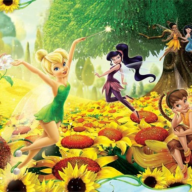 Fotomural Disney papel pintado 31 adhesivo decorativo ambiente