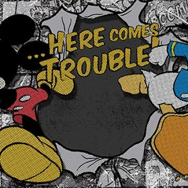 Fotomural Disney papel pintado 40 imagen vista previa