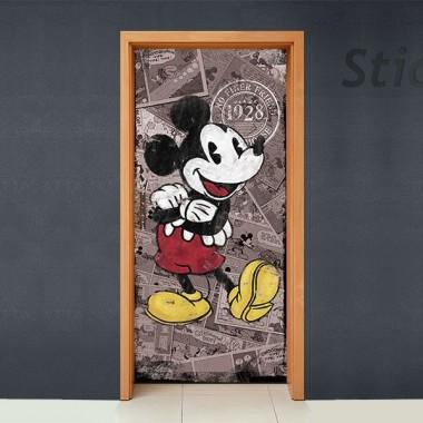 vinilo decorativo Disney Cubrepuertas Adhesivo 62