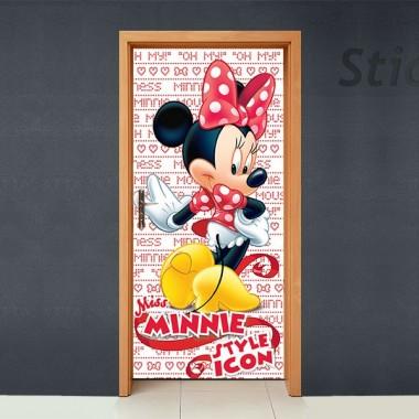 Disney Cubrepuertas Adhesivo 65 imagen vista previa