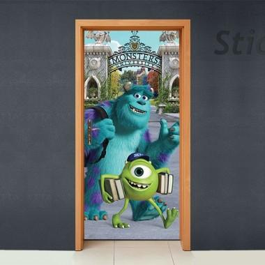 vinilo decorativo Disney Cubrepuertas Adhesivo 87