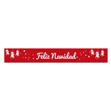 Vinilo Navidad Reposicionable Cenefa producto vinilos