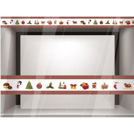 vinilos imagen producto Vinilo Feliz Navidad Reposicionable