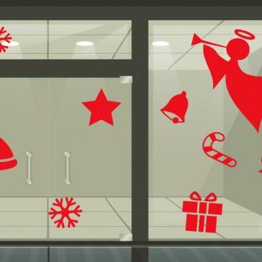 vinilos imagen producto Motivos Navidad adhesivos