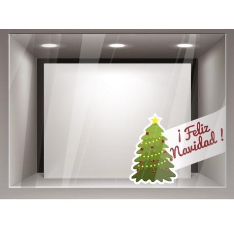 Decorativo navidad banda imagen vinilo decorativo