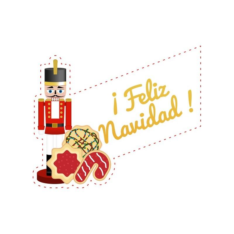 decorativo navidad soldadito producto vinilos vinilo decorativo decorativo navidad soldadito