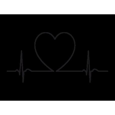 vinilos imagen producto Impulso Corazón Escaparate