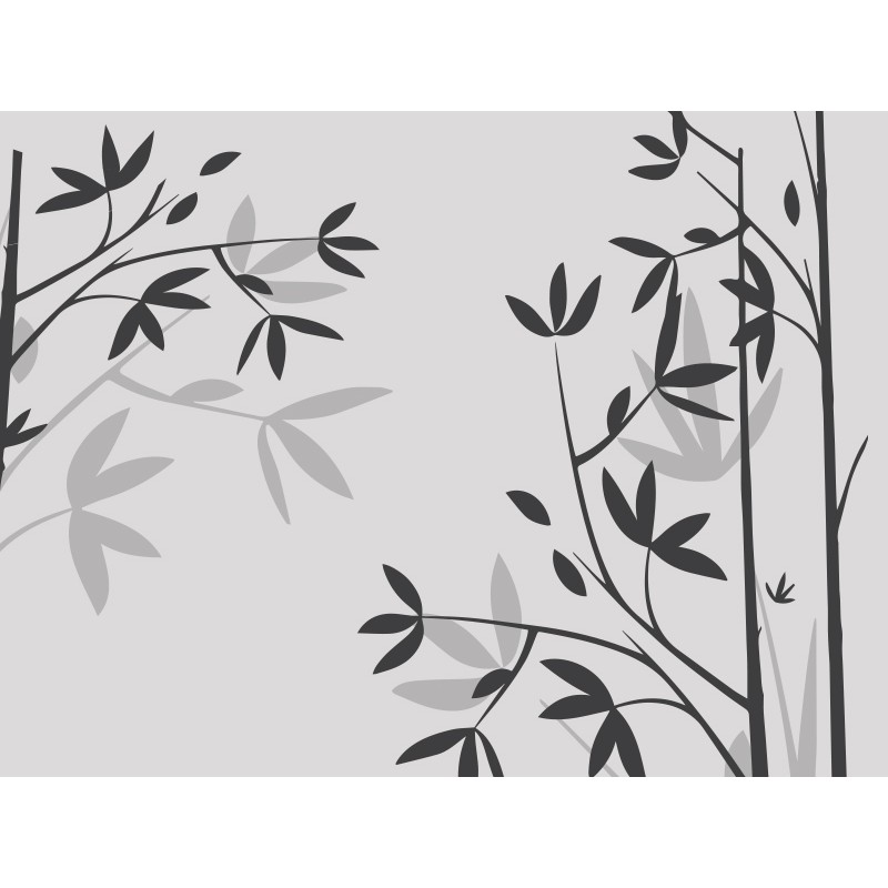Vinilo translucido impreso bonitas hojas for Vinilos para piezas