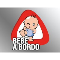 Pegatina Bebé a Bordo VIII