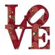 vinilos imagen producto Love Floral III