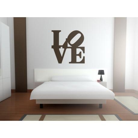 Love imagen vinilo decorativo