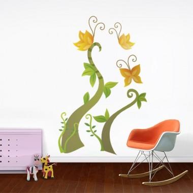 pegatina pared Mariposas Colección Alfy