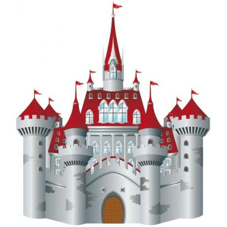 Castillo Fantasia producto vinilos