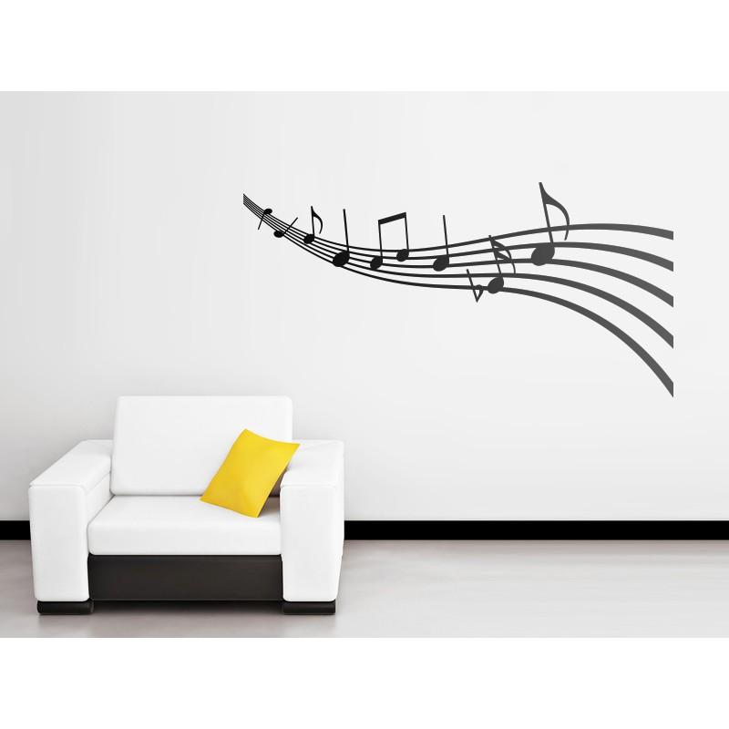 Al son de la melodia vinilos baratos - Ver vinilos decorativos economicos ...
