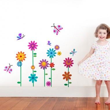 vinilo decorativo Primavera-vinilos baratos
