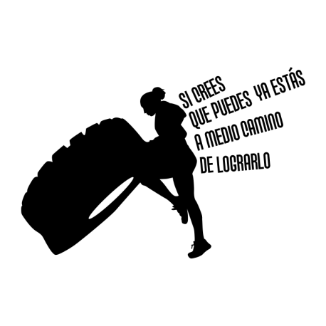 Vinilo Crossfit 03