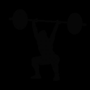 pegatina pared CrossFit 06