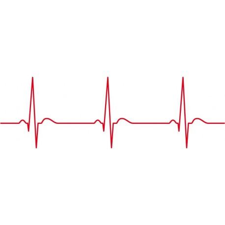 vinilos imagen producto Cardio Decoración para Pared