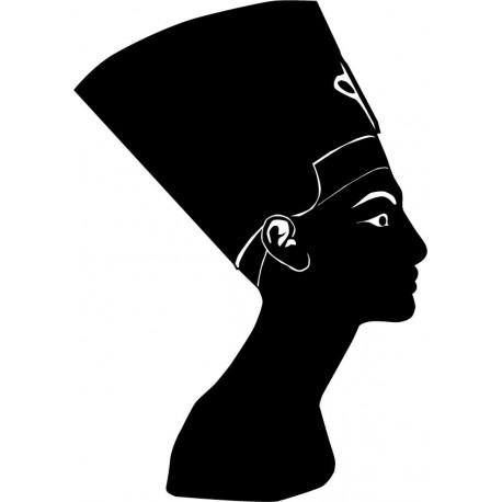 Egipcia Silueta para Pared adhesivo decorativo ambiente