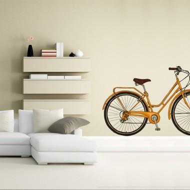 Bicicleta para Pared adhesivo decorativo ambiente