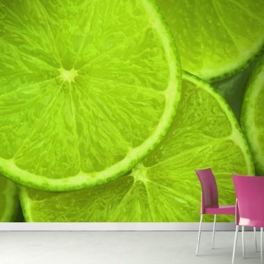 Fotomural Limas Fruta de fotomurales producto