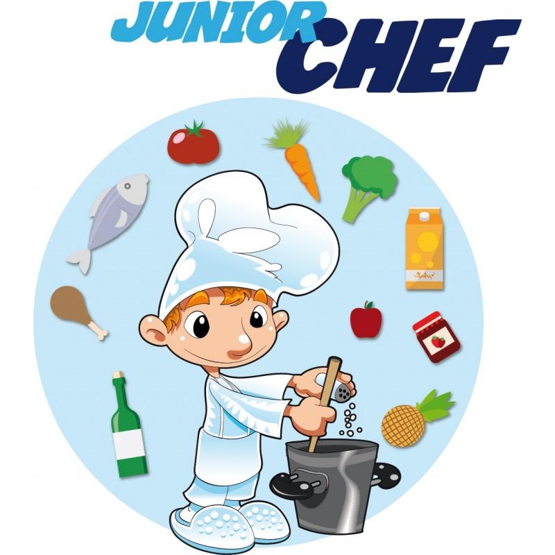 Vinilo mario el cocinero for Herramientas de un cocinero