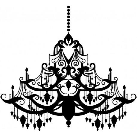 Lámpara de Araña Barroco imagen vista previa