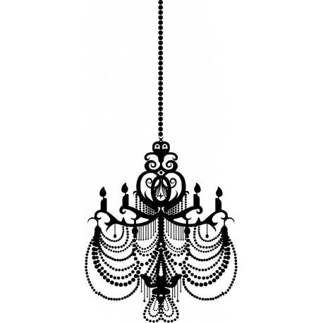 vinilos imagen producto Lámpara de Araña Bonaparte