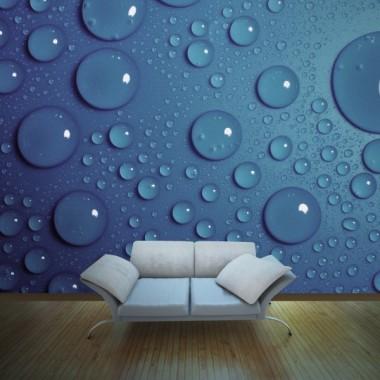 Fotomural Gotas de Agua II decoración con vinilo