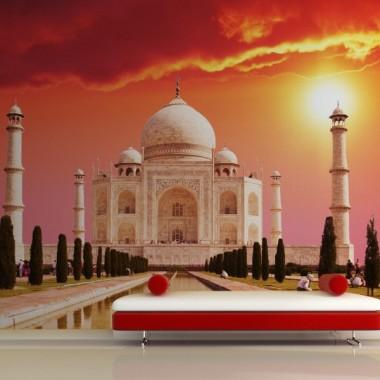 vinilo decorativo Fotomural Taj Mahal