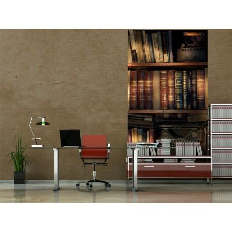 Fotomural Librería Antigua decoración con vinilo