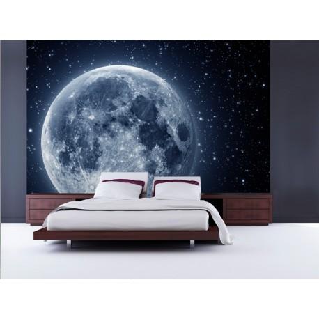 Fotomural Luna imagen vista previa