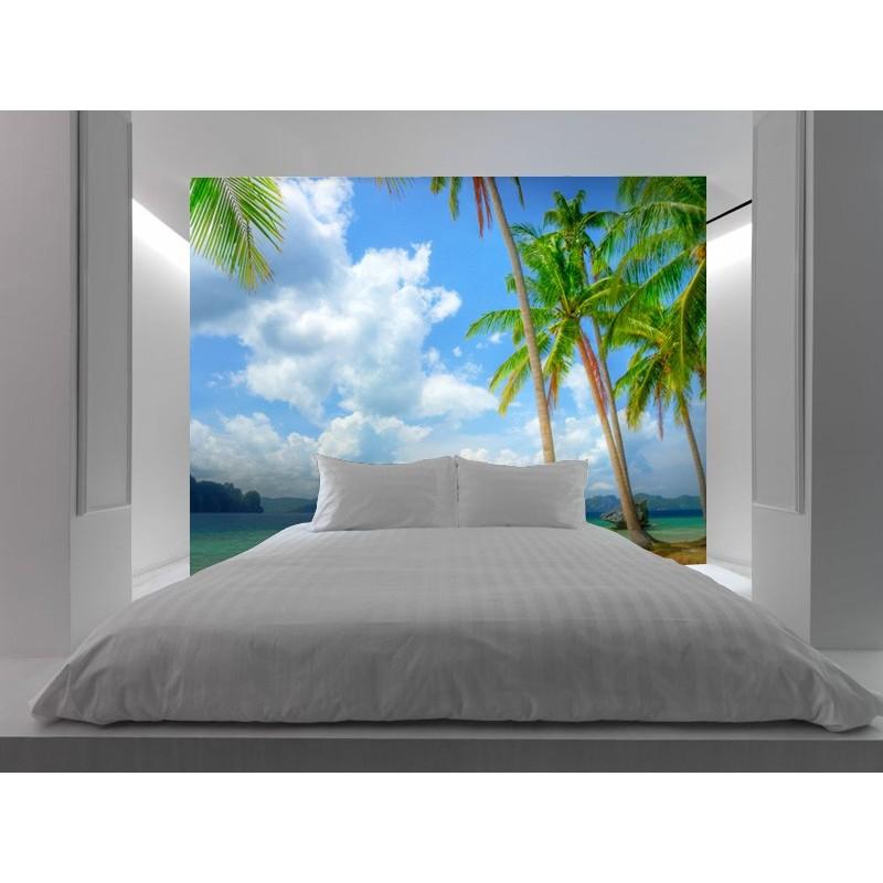 Fotomural playa caribe ii for Fotomurales y vinilos
