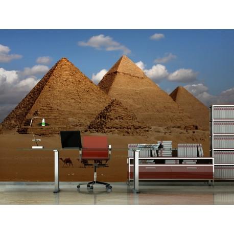 Fotomural Piramides de Egipto decoración con vinilo