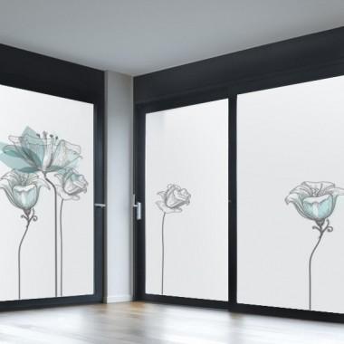 Vinilos decorativos puertas cristal stunning vinilos - Vinilos puertas cristal ...