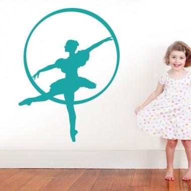 vinilos imagen producto Bailarina Ballet