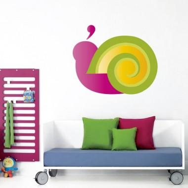 Caracol Color producto vinilos