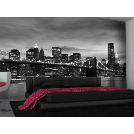 adhesivo decorativo Fotomural Nueva York Paisaje