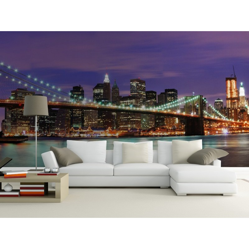 Fotomural nueva york paisaje ii for Vinilos pared new york