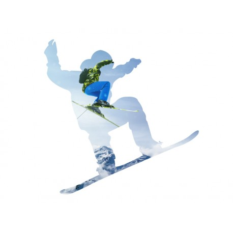 vinilo snowboard imagen producto peg616