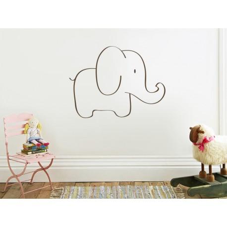 pegatina decorativa infantil ambiente producto mot461