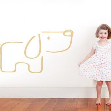 pegatina decorativa infantil ambiente producto mot462