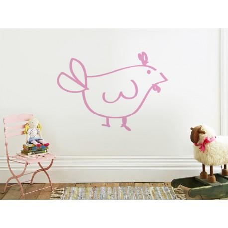 pegatina decorativa infantil ambiente producto mot 463