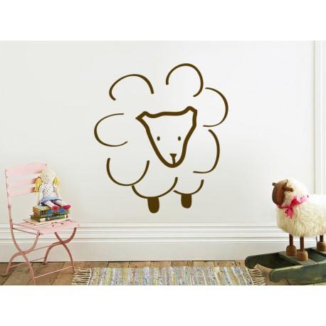 pegatina decorativa infantil ambiente producto mot464