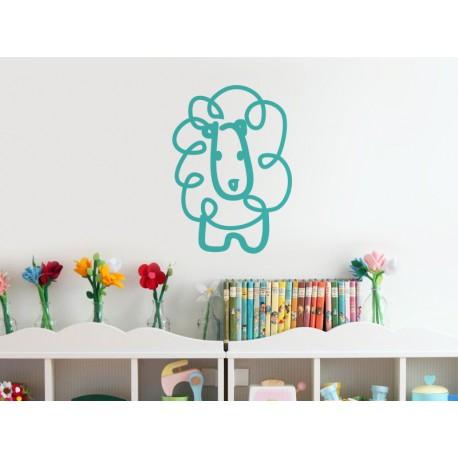 pegatina decorativa infantil ambiente producto 465