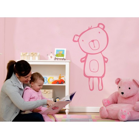 pegatina decorativa infantil imagen producto-mot472