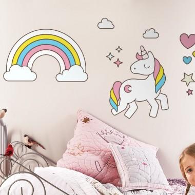 pegatinas-decorativas-infantiles-unicornio