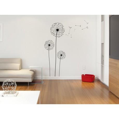 pegatina-decorativa-flor-transparente