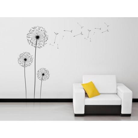 vinilo-pared-flor-campo