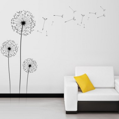 pegatina-decorativa-flor-de-leon